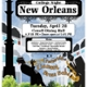 portion of new orleans flyer