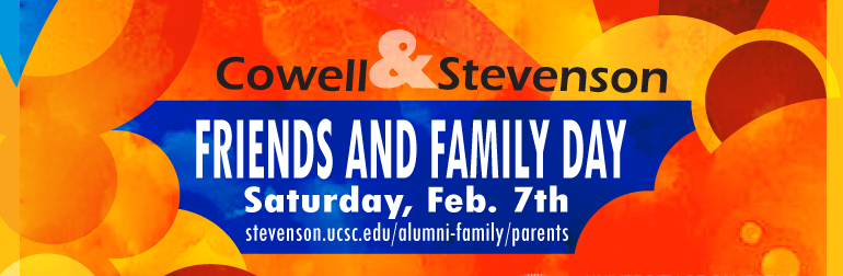 Cowell and Stevenson Family Day