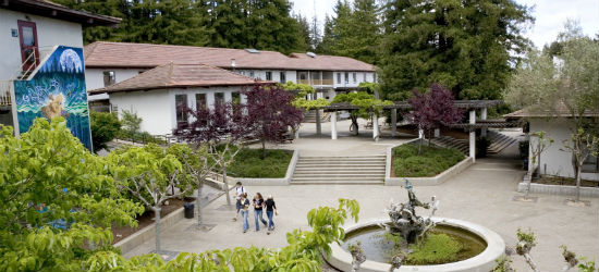 University Of California Santa Cruz Campus Tour